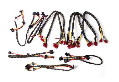 005439-001 - Compaq Power Supply with Cables 2nd Power Board