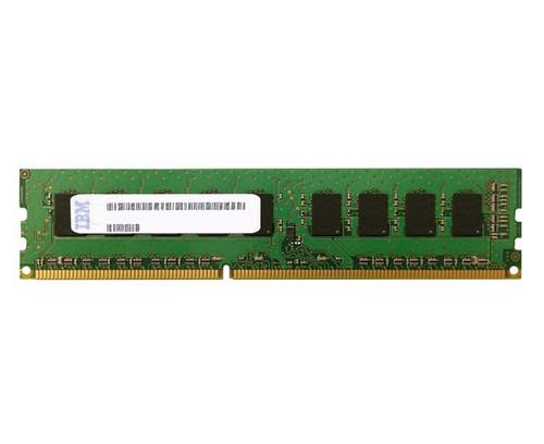 00D4958 - IBM 8GB PC3-12800 DDR3-1600MHz ECC Unbuffered CL11 240-Pin DIMM Dual Rank Memory Module
