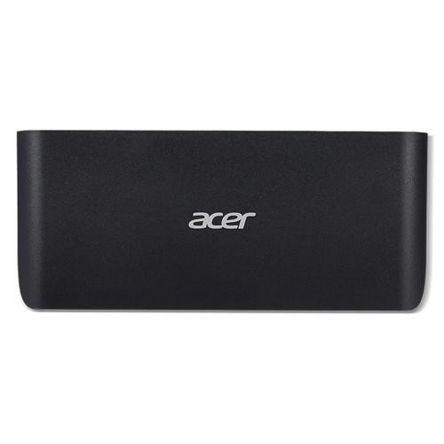 Acer USB Type-C Dock USB 3.1 (3.1 Gen 2) Type-C Black