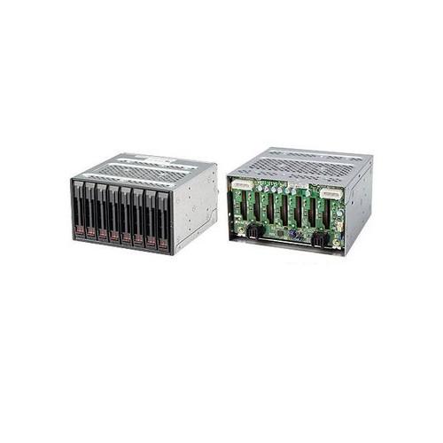 Supermicro CSE-M28SACB-OEM SAS/SATA Mobile Rack (Black)