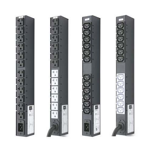 252663-D72 - HP 24A High Voltage PDU Power Distribution Unit (200-240VAC) for ProLiant DL ML Series Servers