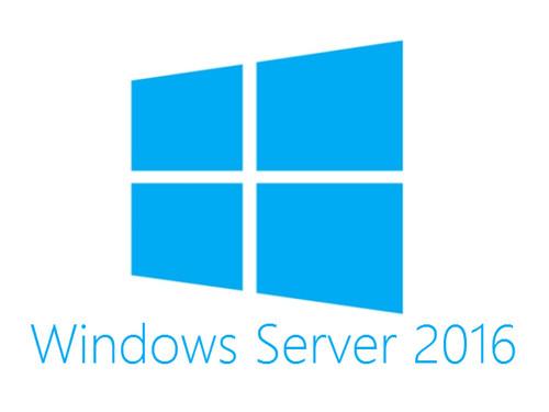 HP Microsoft Windows Server 2016