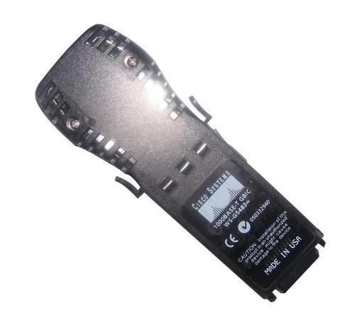 WS-G5483 - Cisco 1000Base-T GBIC 1-Port Interface Converter