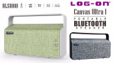SPEAKER BLUETOOTH LOGON LO-BLS1000 / Canvas Ultra I