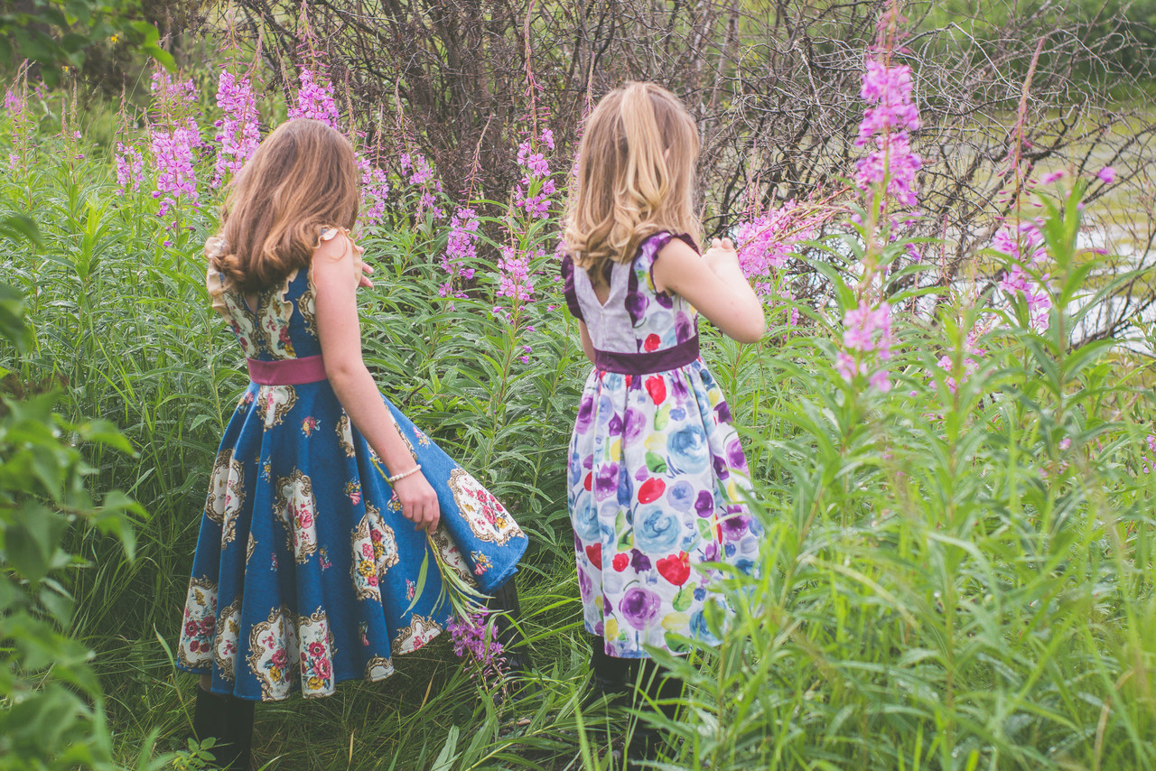 Introducing the Fireweed Dress/Sofiona Designs