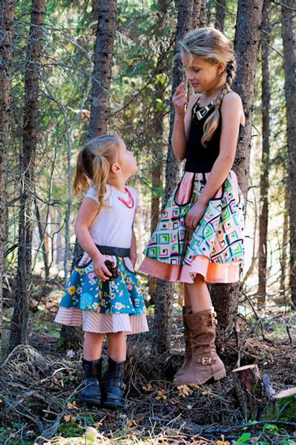 Pinecone Skirt
