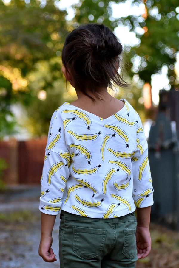 Tundra Crop Sweater