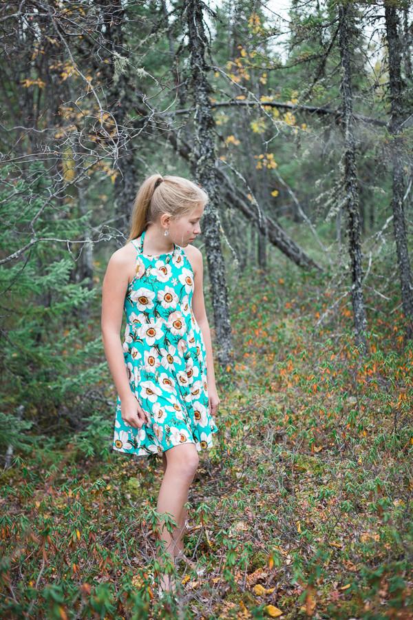 Tide Halter Dress/Top