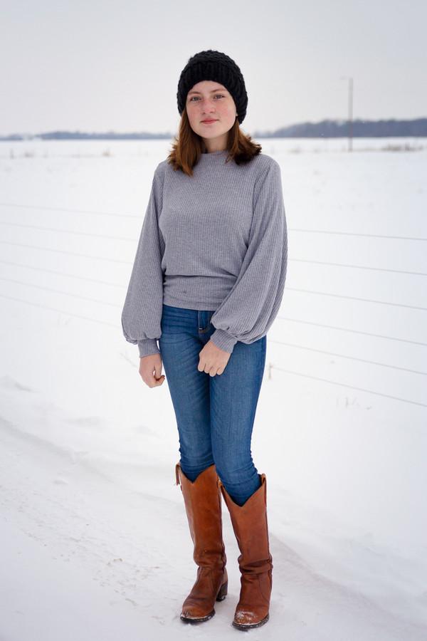 Miss Caribou Shirt/Dress