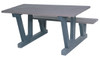 Park Wheelchair Accessible Picnic Table