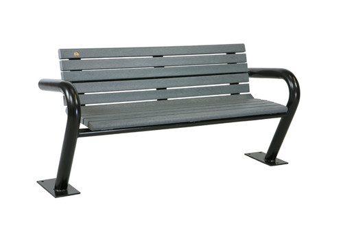 Phoenix Bench with Backrest