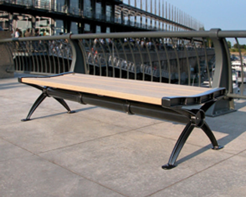 Cascades Straight Bench