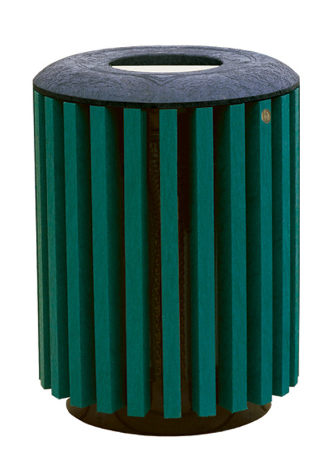 20 Gallon Trash Receptacle