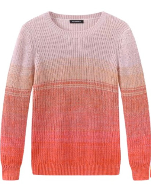 Ombre Colored Sweater
