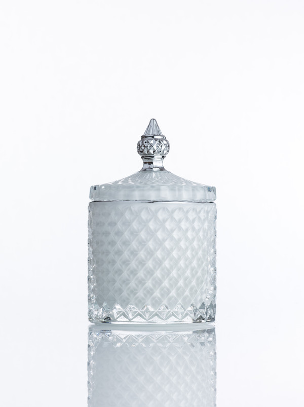 luxury limited edition white candle gift