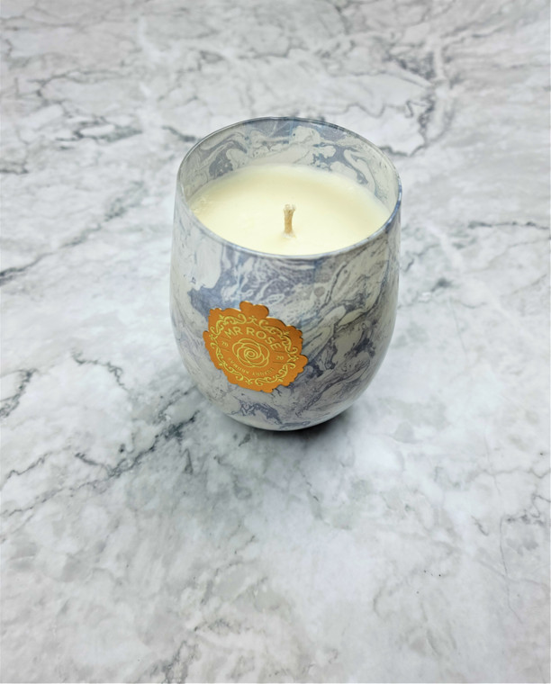 French Almond Candle
