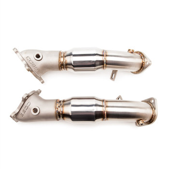 COBB Catted Cast Bellmouth Downpipes for Nissan GT-R R35