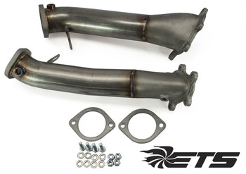 ETS Downpipes for 2008-2013 Nissan GT-R R35