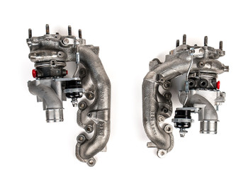 XR GREEN Turbochargers for Nissan GT-R R35