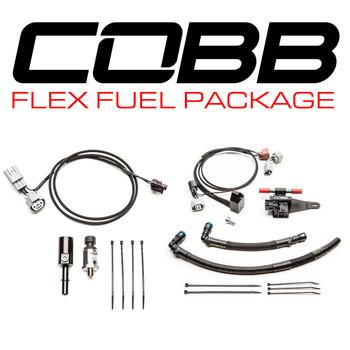 COBB Flex Fuel Package for Subaru WRX 2008-2014/STi 2008-2019