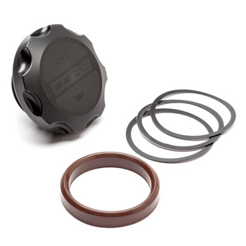 COBB Delrin Oil Cap for Subaru WRX/STi 2002-2019, FXT 2004-2013