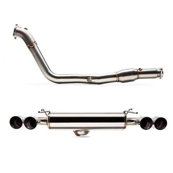 "COBB SS 3"" Turboback Exhaust for Subaru WRX 2011-2014/STi 2008-2014"