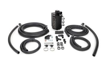 IAG Performance V3 Competition Series Air / Oil Separator (AOS) For 2008-14 Subaru Impreza WRX & 2008-20 STI