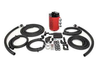 IAG Performance V3 Street Series Air / Oil Separator (AOS) For 2008-14 Subaru Impreza WRX & 2008-20 STI
