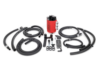 IAG Performance V3 Street Series Air / Oil Separator (AOS) For 2015-20 Subaru Impreza WRX