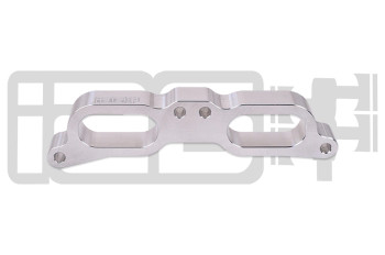 IAG CNC TGV Housings for 2015 - 20 Subaru WRX without Reference Port (Silver)