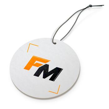 Fastech FM Circle Air Freshener