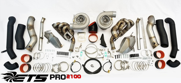 ETS PRO1900 Turbo Kit for Nissan GT-R R35