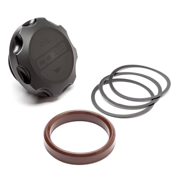 COBB Delrin Oil Cap for Subaru WRX/STi 2002-2019, FXT 2004-2013