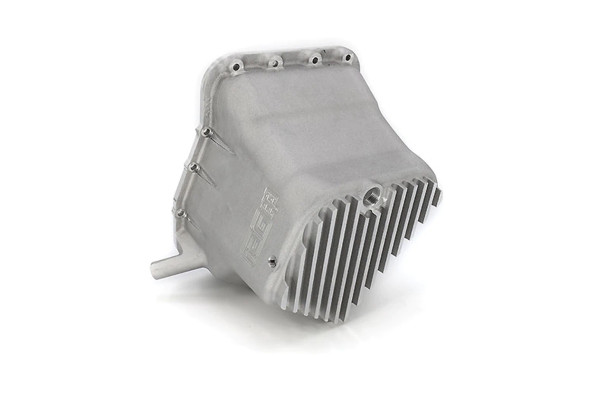 IAG Performance EJ Competition Series Oil Pan For 02-14 WRX, 04-20 STI, 05-09 LGT, 04-13 FXT (Silver)