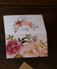 Flowers at the Door complimentary card