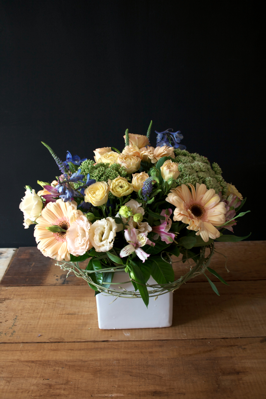 Flower Vintage Arrangement