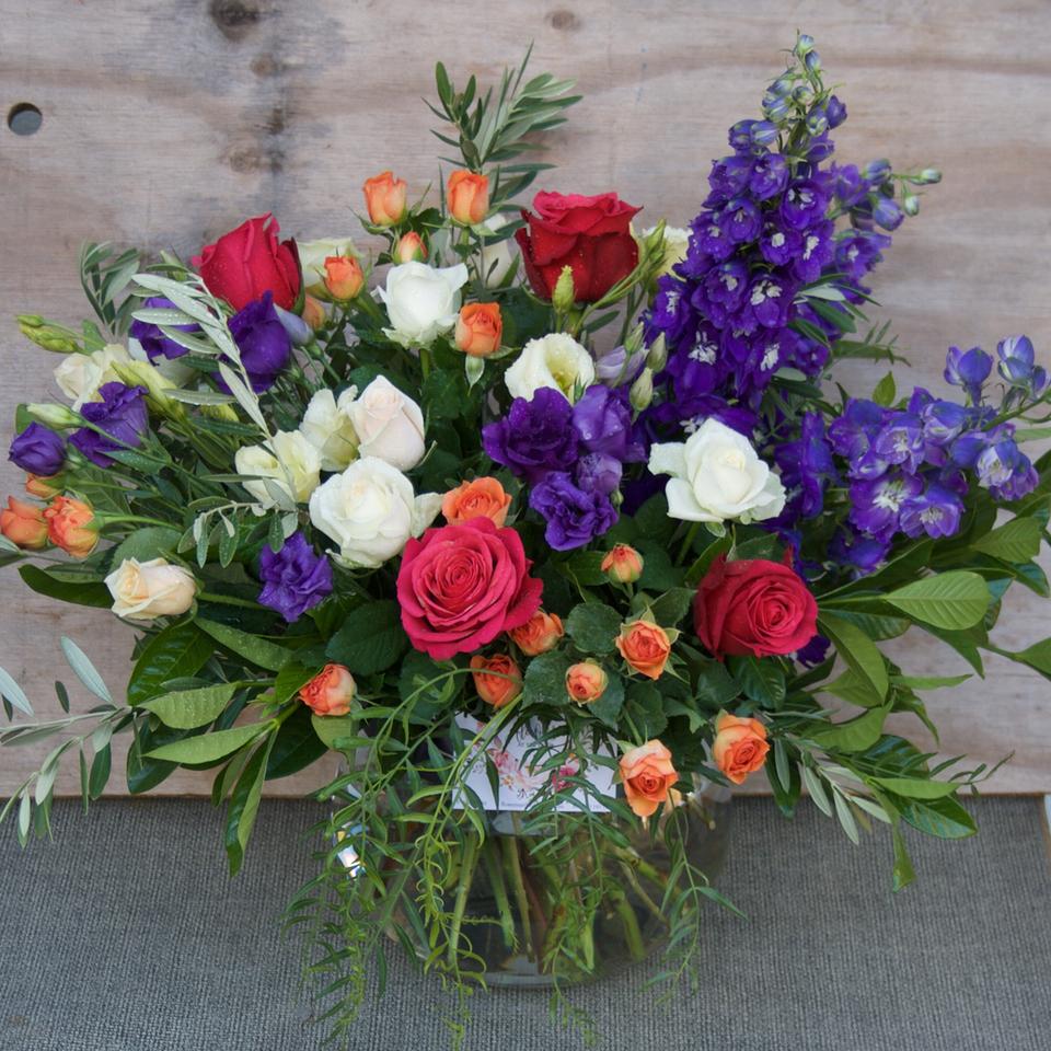 Flower Arrangement Abundant Size