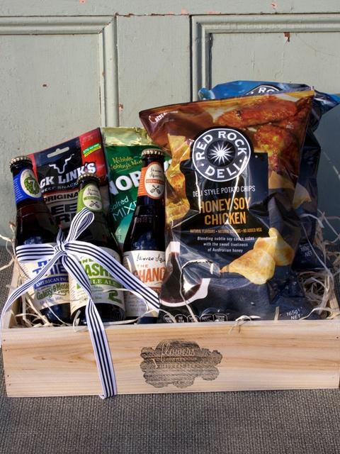 "Gift Box Hamper ""Beer Kit+"""