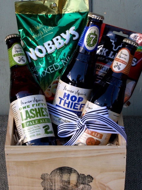 "Gift Box Hamper ""Beer Essentials"""
