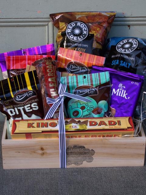"Gift Box Hamper ""Sweet Enough"""