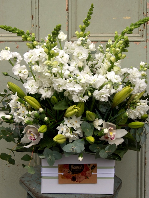 Fragrant Flower Arrangement