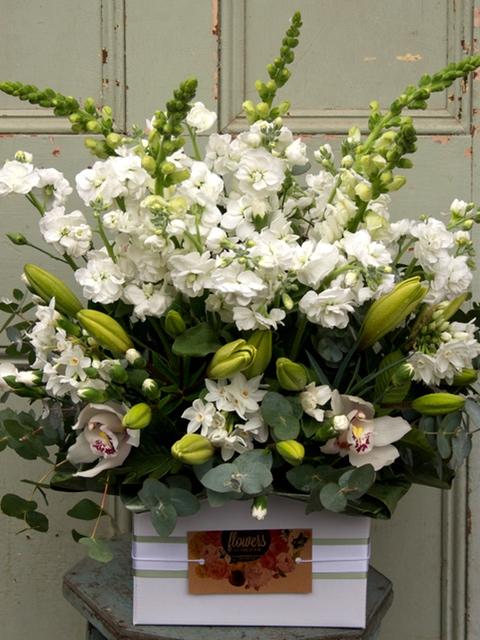 Fragrant Flower Arrangement