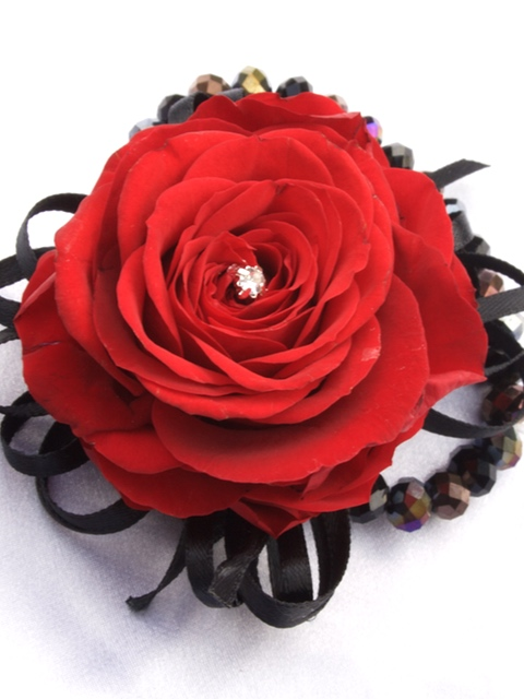 School Formal Corsage Petite