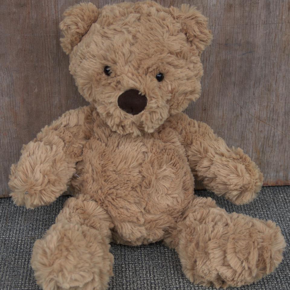Bashful Bumbly Bear - Soft Toy