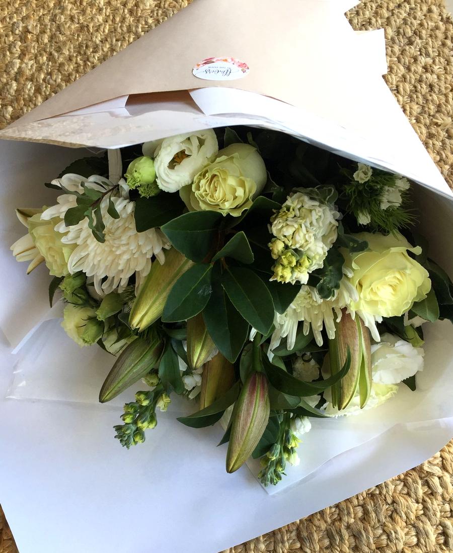 Elegant Bouquet of Flowers