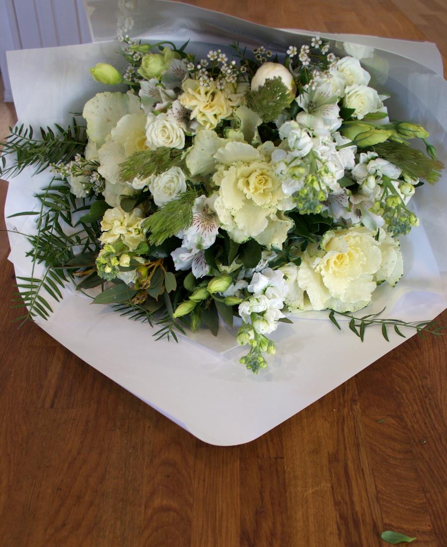 Elegant Seasonal Bouquet of Flowers