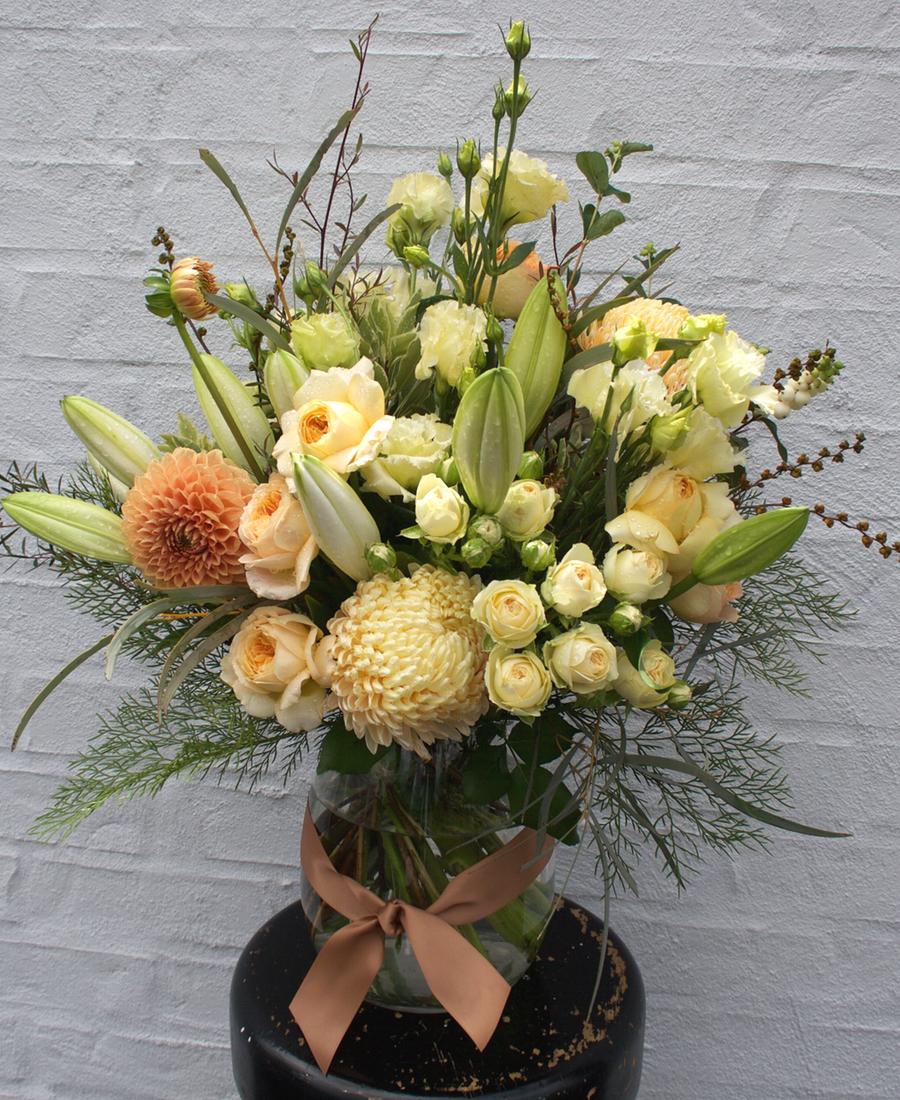 Mother's Day Seasonal Mixed Flower Arrangement