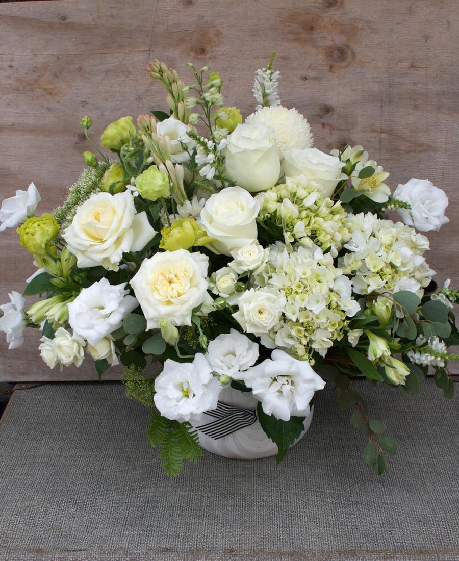 Mother's Day Seasonal Mixed Elegant Flower Arrangement