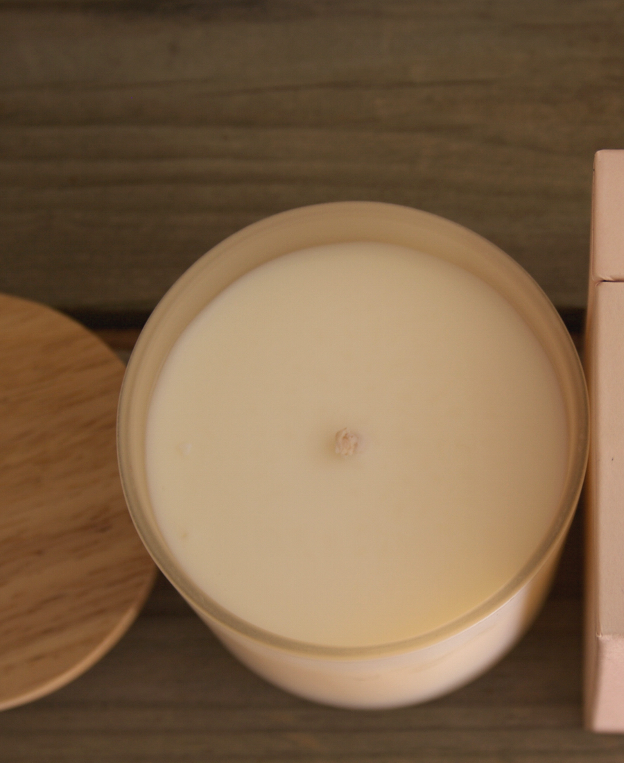 Sweet Grapefruit Soy Candle by CITTA