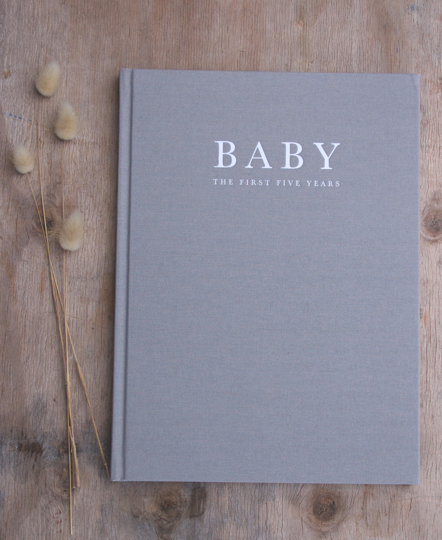 BABY Journal - The First Five Years